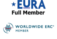 EuRA and Worldwide ERC Logos