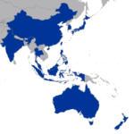 Reloc8 Asia Pacific Group Countries