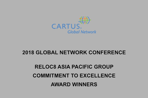 Cartus Global Network Awards