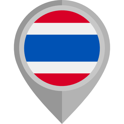 Thailand Flag Pin