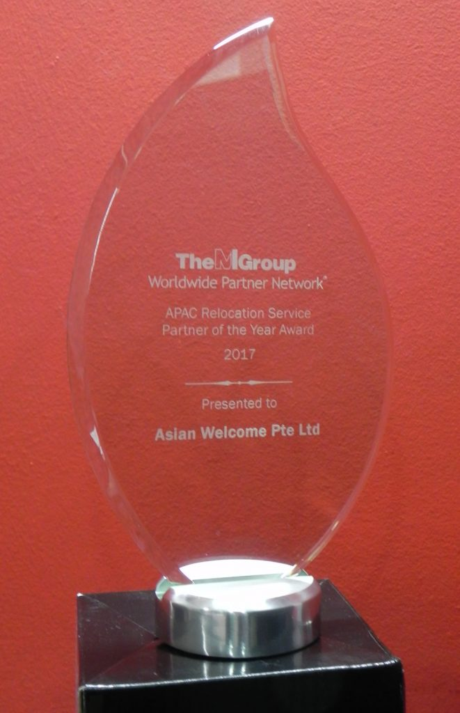 TheMIGroup Award to Asian Welcome